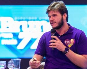 Em debate de ideias, Bruno destaca propostas e ações para um mandato interativo