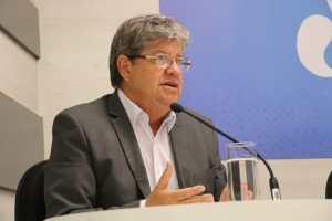 João diz que PB poderá ser único estado do Nordeste com Segurança Hídrica em todas as cidades