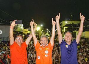 Aguinaldo Ribeiro percorre cinco municípios, solidifica apoios e se destaca como político cumpridor de compromissos