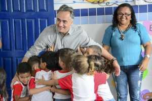 PMJP entrega 62ª creche no novo padrão e impulsiona aprendizado de qualidade reconhecido pelo Ideb