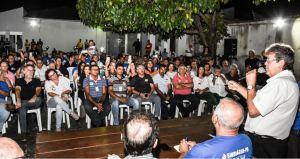 João se reúne com representantes do Sindiágua e garante dar sequência aos investimentos na Cagepa