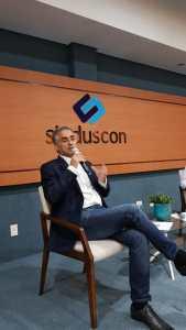 """""""Vamos dialogar com a Construção Civil, para gerar mais empregos"""", defende Lucélio, no Sinduscon"""