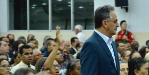 Prefeito Luciano Cartaxo participa do culto da Santa Ceia do Senhor na Igreja Assembleia de Deus