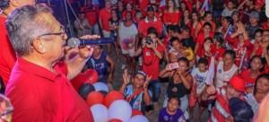 Zé Maranhão visita Bairro São José e faz carreata em Mamanguape