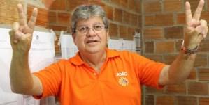 João Azevêdo é eleito novo governador da PB com mais de um milhão de votos
