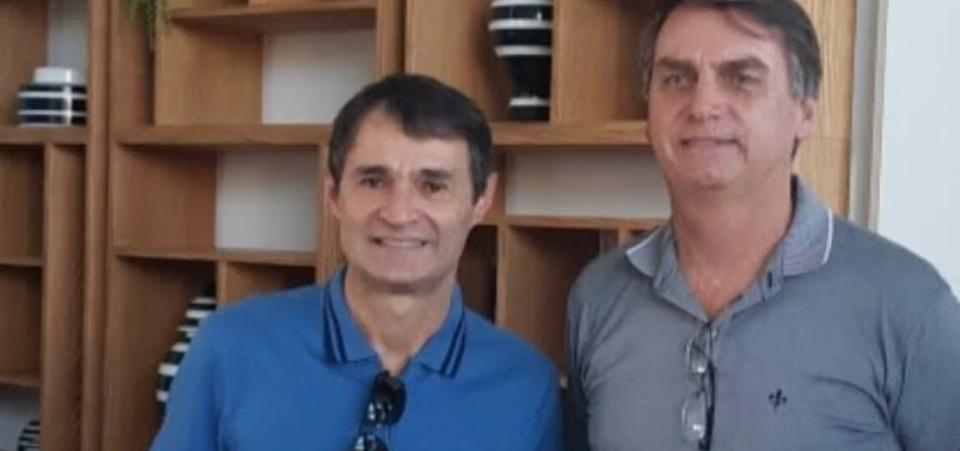 Romero se diz feliz com referência positiva de Bolsonaro a CG e por reconhecimento pelo apoio