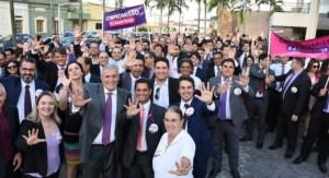 Chapa de Carlos Fábio apresenta cinco pilares da candidatura à presidência da OAB-PB; conheça