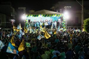 """""""Atrair negócios e investir nas vocações econômicas para fortalecer o Cariri"""", garante Lucélio em Monteiro"""