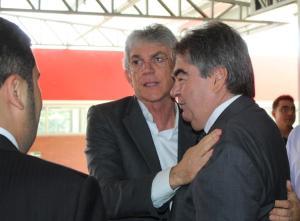 Lindolfo Pires participa de inauguração da nova unidade do Senai e Instituto de Tecnologia Têxtil