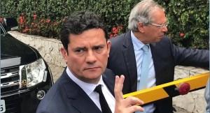 Sérgio Moro aceita convite e comandará superministério da Justiça