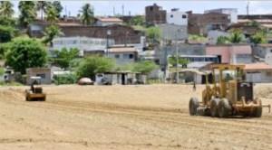 Obras de infraestrutura e urbanização da Comunidade do S seguem em ritmo acelerado