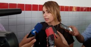 Daniella Ribeiro pede audiência a Ricardo para discutir situação da Escola Técnica Redentorista