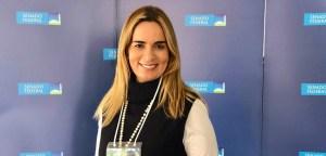 Daniella Ribeiro participa de seminário 'Conhecendo o Senado' em Brasília