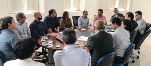Luciano Cartaxo reúne auxiliares e apresenta Central de Compras Coorporativas nesta sexta (9) na Estação das Artes