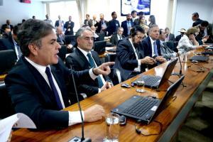 Cássio pede regime de urgência e Plenário do Senado aprova empréstimo para Programa João Pessoa Sustentável
