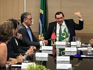 Ministério da Integração aprova projeto da PMJP para contenção da erosão da barreira do Cabo Branco