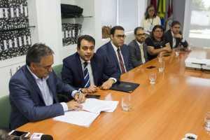 PMJP e Corregedoria-geral do TJPB assinam convênio para agilizar processos de regularização fundiária