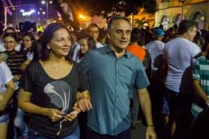 Prefeito e primeira-dama acompanham Romaria da Penha e pedem bênçãos às famílias e paz aos paraibanos