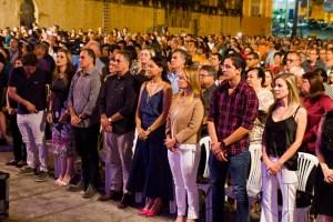 Festival Internacional de Música Clássica tem início com grande concerto no Adro da Igreja São Francisco