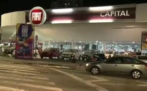 Justiça determina despejo da Capital Fiat, em João Pessoa, por dívidas com aluguéis e recolhimentos de impostos