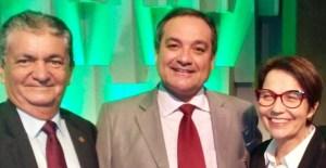 Secretário de Agricultura e Pesca participa de homenagens a Blairo Maggi em Brasília