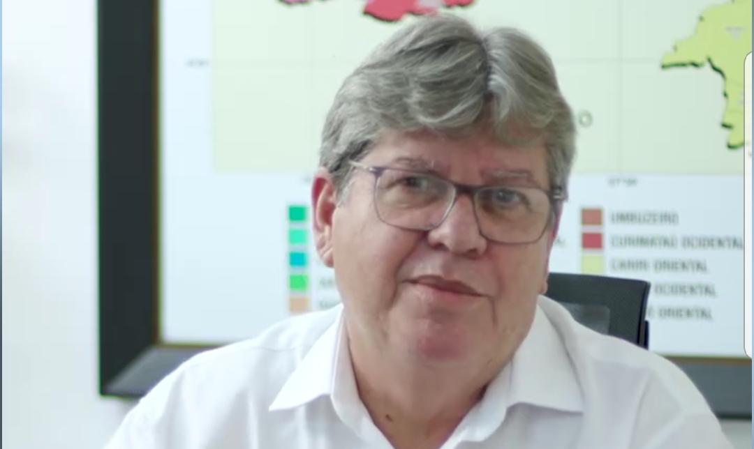 João Azevêdo autoriza realização do concurso com 400 vagas para Fundac
