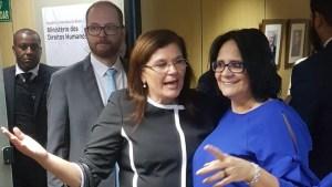 EXCLUSIVO: Paraibana vai comandar importante cargo no Ministério da Mulher, da Familia e dos Direitos Humanos