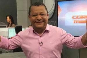 Nilvan Ferreira apresenta o Correio Manhã, na TV Correio e o Correio Debate, na 98FM