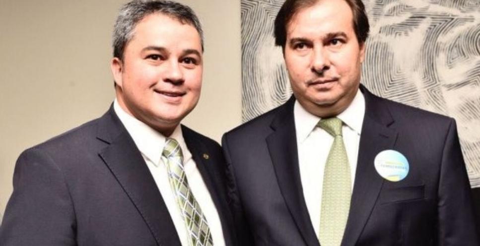 EXCLUSIVO: Rodrigo Maia vem a João Pessoa nesta segunda-feira para encontro com deputados