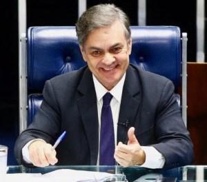 """Em carta, Cássio se despede do Senado: """"Quem tem espírito público não precisa de mandato para servir às pessoas"""""""