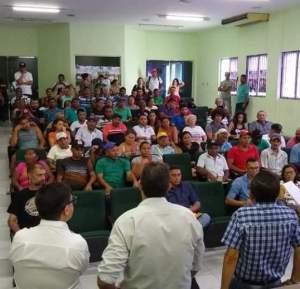Incra/PB se reúne com representantes de assentamentos de várias regiões do Estado