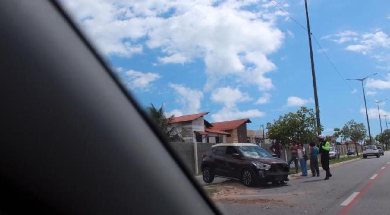 EXCLUSIVO: Deputada Estela Bezerra sofre acidente automobilístico em João Pessoa