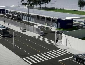 No Valentina Figueiredo: Cartaxo autoriza início das obras do Terminal de Integração da Zona Sul nesta segunda