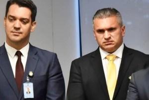 Após pedir exoneração no Ministério do Turismo, Tárcio pessoa é nomeado no gabinete de Julian Lemos