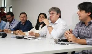 João Azevedo insinua boicote em estação da Cagepa e manda abrir inquérito; CG terá água em 72h