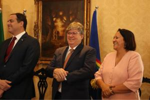 Em São Luís: João Azevêdo assina protocolo de criação do Consórcio Nordeste em Encontro dos Governadores