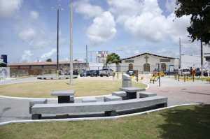 Luciano Cartaxo entrega Praça Cristo Rei nesta segunda-feira