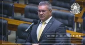 Na Câmara Federal, Julian Lemos presta homenagem a Gabriel Diniz