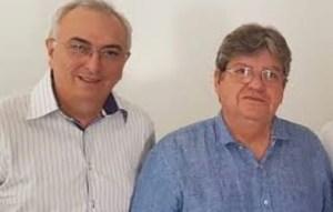 BASTIDORES: Alvo dos ataques do PSB, João contraria aliados e leva Nonato Bandeira para reunião com socialistas