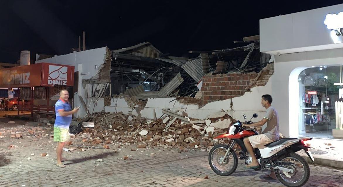 Deputado Galego Souza lamenta explosão de bancos em São Bento e cobra mais segurança na região
