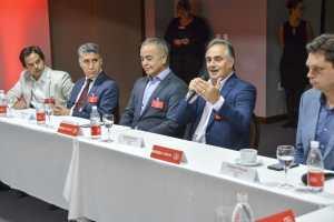 Luciano Cartaxo se reúne com grupo de líderes empresariais e discute cenário de desenvolvimento para a Capital