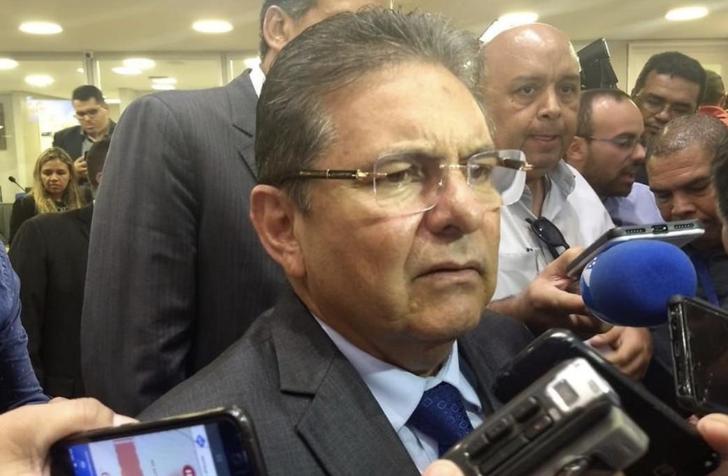 Presidente da Assembleia proíbe armas nas dependências da Casa e anuncia medidas de segurança