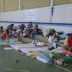 Prefeitura presta apoio às famílias no retorno para suas casas e fecha três alojamentos