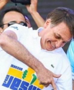 Daniella Ribeiro critica gesto de Bolsonaro na Marcha para Jesus e diz que sinal não combina com ensinamentos de Cristo