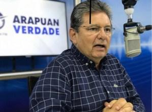 """Adriano Galdino defende necessidade de Wallber Virgolino usar armas na ALPB: """"Ele está sendo ameaçado por duas grandes facções"""""""