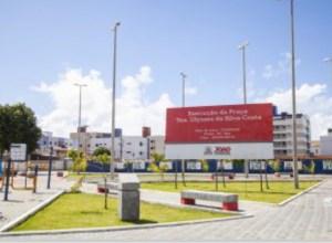 Luciano Cartaxo entrega nova praça nos Bancários nesta terça-feira