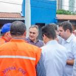 PMJP avança com programa João Pessoa em Ação e na assistência às famílias atingidas pelas chuvas