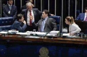 No Senado, Daniella e Maranhão votam em MP contra fraude no INSS e Veneziano vota a favor