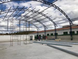 Atual gestão de Monte Horebe transforma cidade em canteiro de obras e serve de modelo para outros municípios