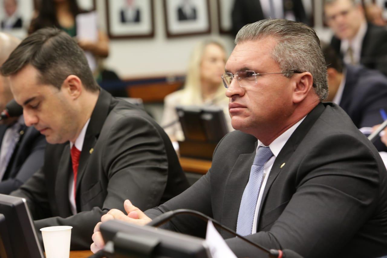 """Julian Lemos critica postura do Conselho Estadual dos Direitos Humano: """"Mostra que são alinhados aos criminosos e não com os humanos direitos"""""""